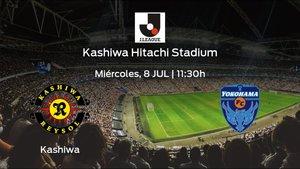 Previa del partido: el Kashiwa Reysol recibe en su feudo al Yokohama