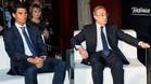 Rafa Nadal mantiene una estrecha relación con Florentino Pérez