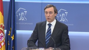 Rafael Hernando, diputado del PP en Almería