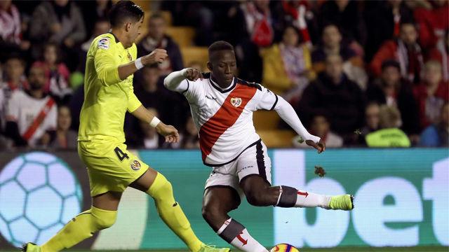 Rayo y Villarreal firman tablas