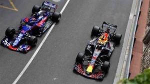Red Bull sigue a su equipo filial, Toro Rosso, y utilizará motores Honda en 2019 y 2020