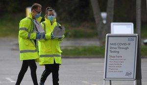 Reino Unido marca su máximo diario en muertes por coronavirus con 938 fallecidos