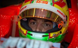 Roberto Merhi no correrá en Singapur