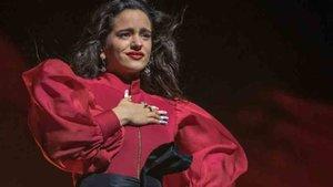 Rosalía actuará en la celebración del Mundial de España