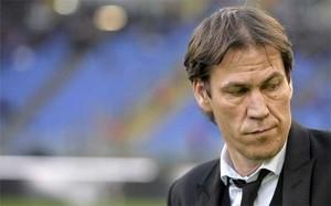 Rudi Garcia, destituido como técnico del Roma