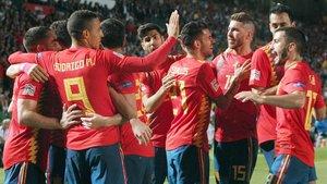 La selección española ya conoce el escenario de su partido contra Noruega