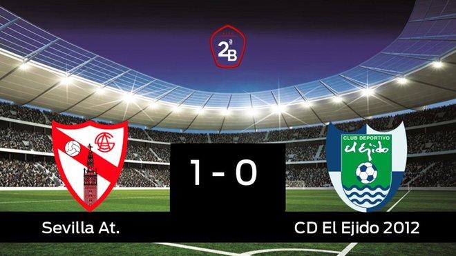 El Sevilla At. ganó en casa a El Ejido 2012
