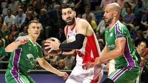 Shengelia seguirá siendo el gran referente del Baskonia
