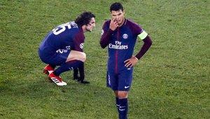 Thiago Silva apoya a Rabiot