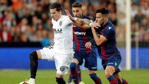 Una derrota haría peligrar la clasificación del Valencia a Champions League