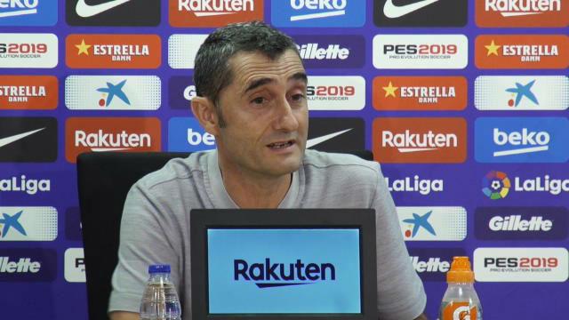 Valverde no piensa en renunciar a ningún título