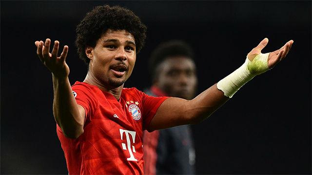 Wenger acusa al Bayern de jugar sucio con Gnabry
