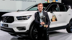 Hakan Samuelsson, CEO de Volvo.