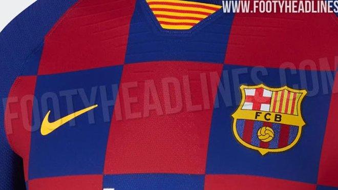Se filtra la camiseta del Barça 2019-2020!