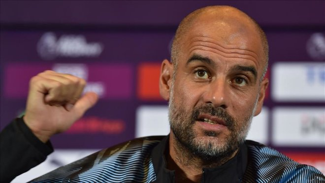 Guardiola responde a las críticas de China