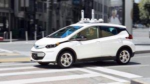 El autónomo de General Motors