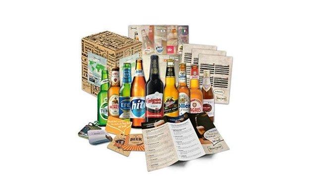 Selección cervezas