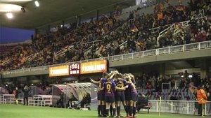 5.563 aficionados en el Barça - LSK