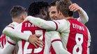El Ajax no tuvo pìedad