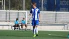Andri Lucas Gudjohnsen ha jugado esta temporada en el cadete A del Espanyol, con el que en la Liga ha marcado 17 goles