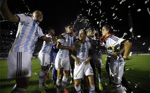 Argentina, campeón del Sudamericano Sub20