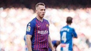 Arthur, el futuro del Barça