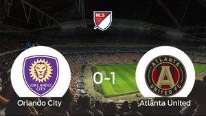El Atlanta United derrota 0-1 al Orlando City y se lleva los tres puntos