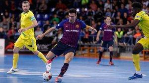 Barça Lassa y Jaén paraíso son dos de los semifinalistas de la Copa del Rey de fútbol sala