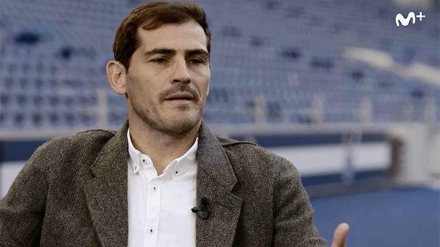 Casillas: Si hubiese seguido en el Madrid, hubiese tenido un final peor