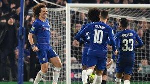 El Chelsea jugará la final de la Carabao Cup