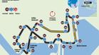 El circuito Marina Bay del GP de Singapur de F1