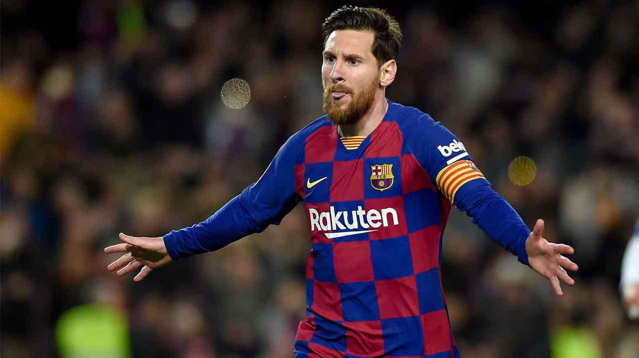 El comunicado de Messi sobre el ERTE del Barça