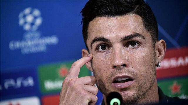 Cristiano Ronaldo revela aquello que le hiere