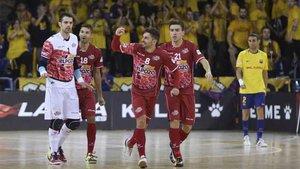 ElPozo será el rival del Barcelona en el Palau