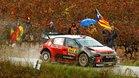 Espectacular victoria de Sebastien Ogier en el Catalunya