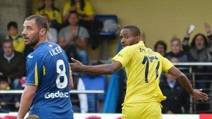 El Getafe venció al Villarreal en su último encuentro de liga