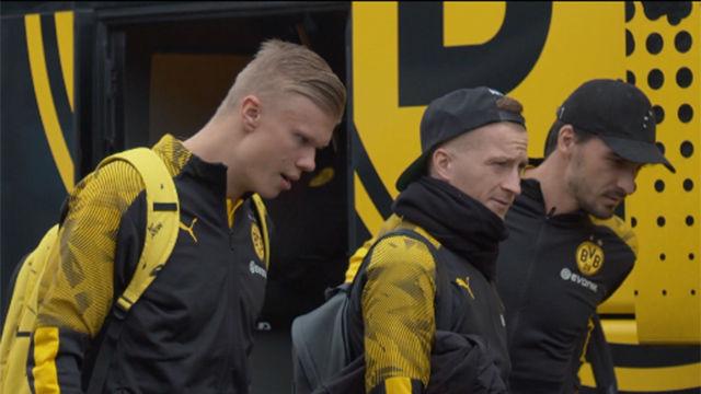 Haaland viaja a Marbella con el Dortmund