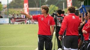 Julen Guerrero, preocupado por la situación del Athletic