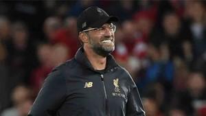 Jürgen Klopp, entrenador del Liverpool, sale en defensa de Salah que no marca un gol desde el pasado 25 de agosto