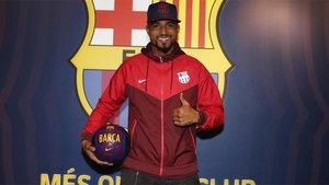 Kevin-Prince Boateng firmará como jugador del Barça este martes