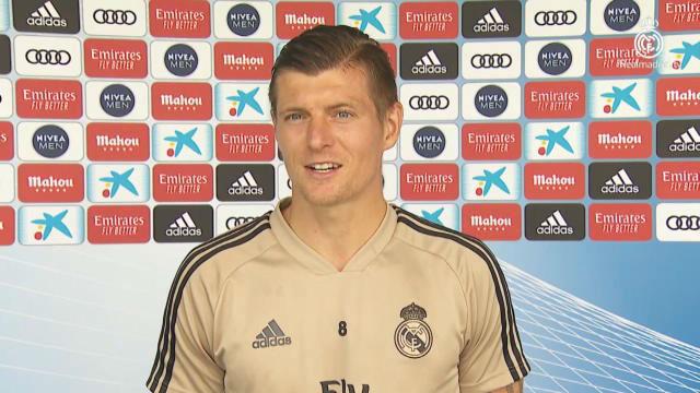 Kroos: El que se adapte mejor a esta nueva situación es el que va a ganar