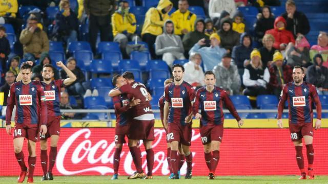 LALIGA | Las Palmas - Eibar (1-2)