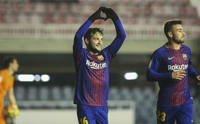 LALIGA123 | FC Barcelona B - Sporting (2-1)