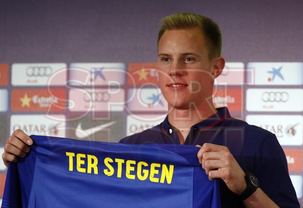 Ter Stegen - Todo sobre el portero del FC Barcelona 40af1ef78c5