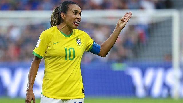 Lloren en el comienzo para sonreír al final. El espectacular discurso de Marta tras caer eliminada en el Mundial