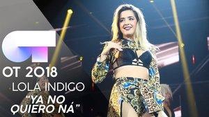 Lola Índigo fichada por Mediaset para su próxima película