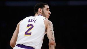 Los Lakers recuperan a Rajon Rondo, pero pierden a Lonzo Ball por mes y medio