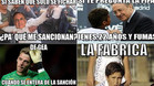 Los memes de la sanción a Real Madrid y Atlético