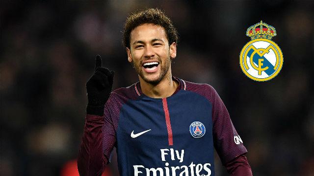 El Madrid se resiste a dar por perdido a Neymar