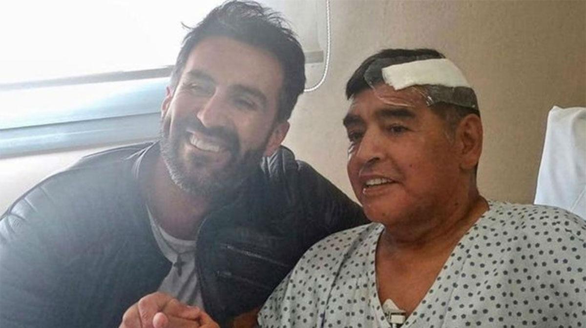 Maradona recibe el alta hospitalaria y seguirá supervisado en casa